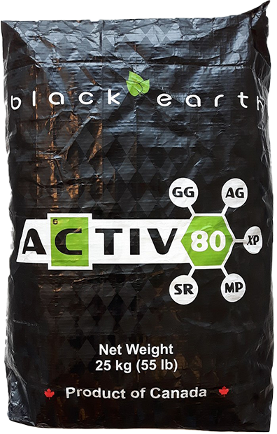 Black Earth Product - Activ80 AG