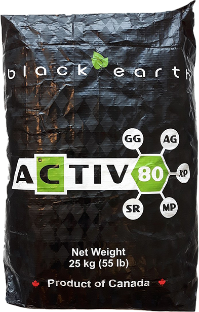 Black Earth Product - Activ80 DS