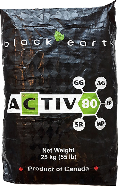 Black Earth Product - Activ80 XP